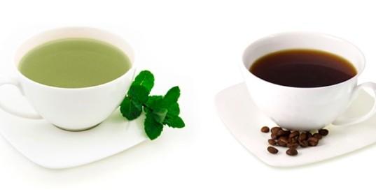 Γρήγορος Μεταβολισμός & Ενέργεια Με Καφέ και Τσάι