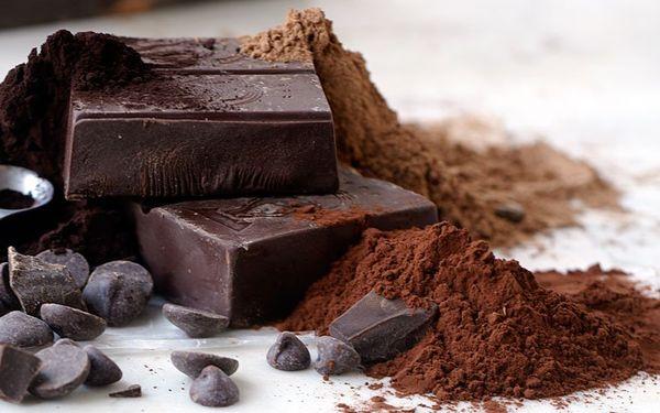 Κύριο συστατικό η σοκολάτα από κακάο