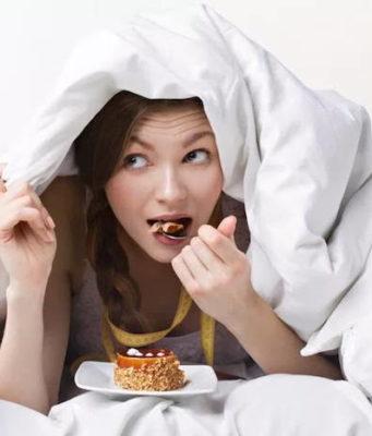 Φαγητό πριν τον ύπνο